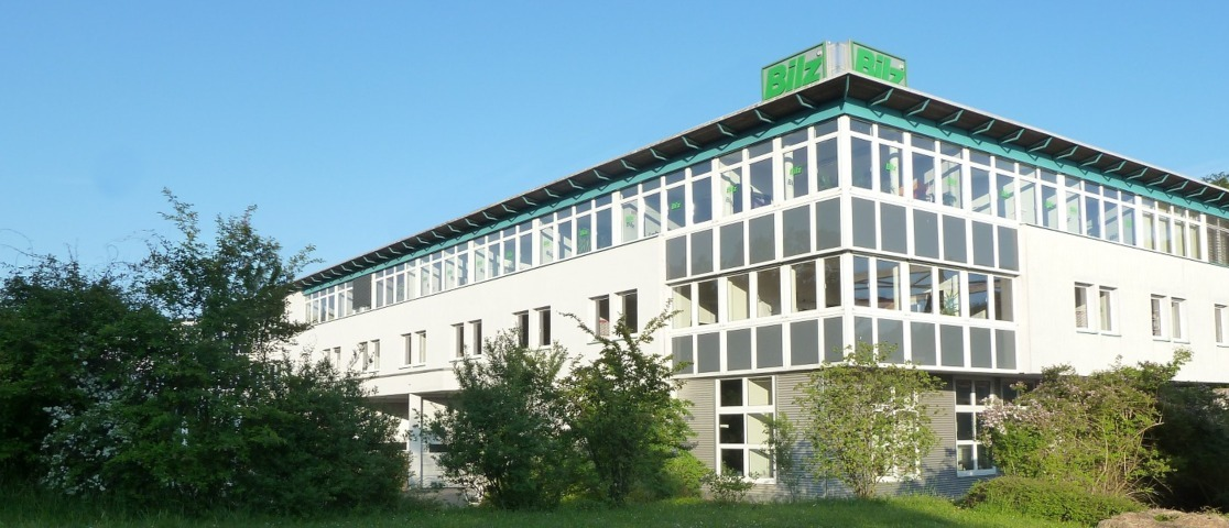 Building of Bilz Vibration Technology AG, Leonberg