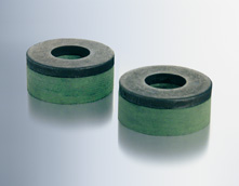 Insulating washers for screw head isolation