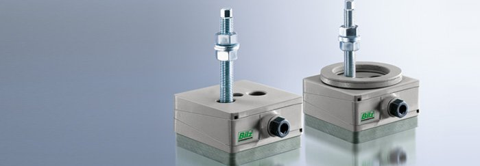 Precision Levelling Wedges By Bilz Vibration Technology Ag