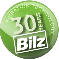 Bilz Vibration Technology for 30 years