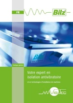 Bilz Vibration Technology AG - Catalogue général FR