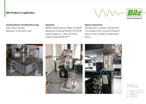 Sample application: lab table
