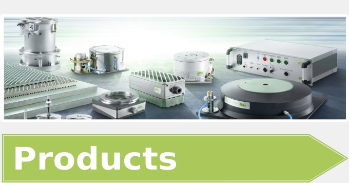 Bilz anti vibration product range