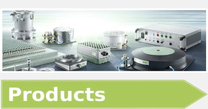 Bilz anti vibration technology product range